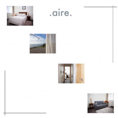 Casa maravilla habitaciones aire for Habitaciones sobre el mar